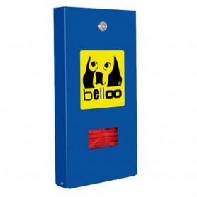 Distributeur de sachets belloo-luca bleu