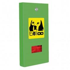 Distributeur de sachets belloo-luca vert