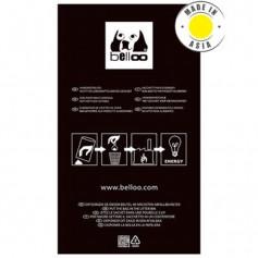 Sachets à déjection canine noirs